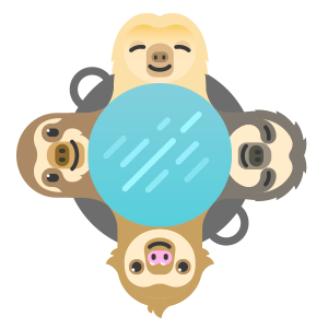 Official Slothville Stickers messages sticker-8