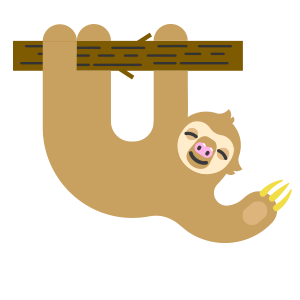 Official Slothville Stickers messages sticker-6