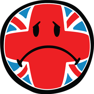Smiley British Flags messages sticker-10