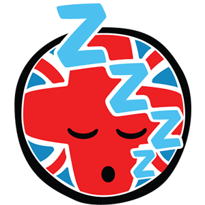 Smiley British Flags messages sticker-11