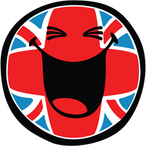 Smiley British Flags messages sticker-1