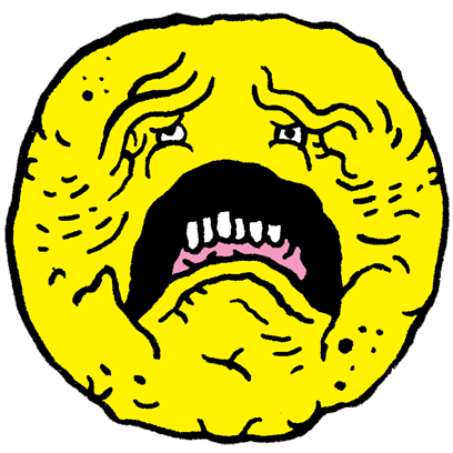 Messed Up Emoji messages sticker-8