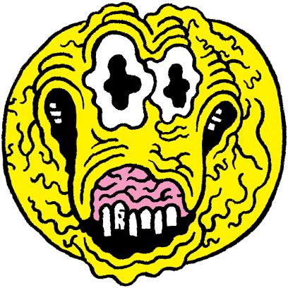 Messed Up Emoji messages sticker-1