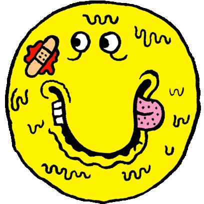 Messed Up Emoji messages sticker-6