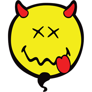 Smiley Devils messages sticker-5