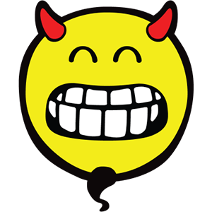 Smiley Devils messages sticker-3