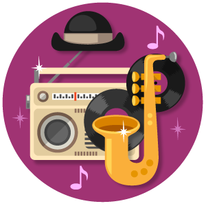 Music Collection Stickers messages sticker-4