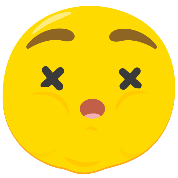 Chubby Emoji messages sticker-4