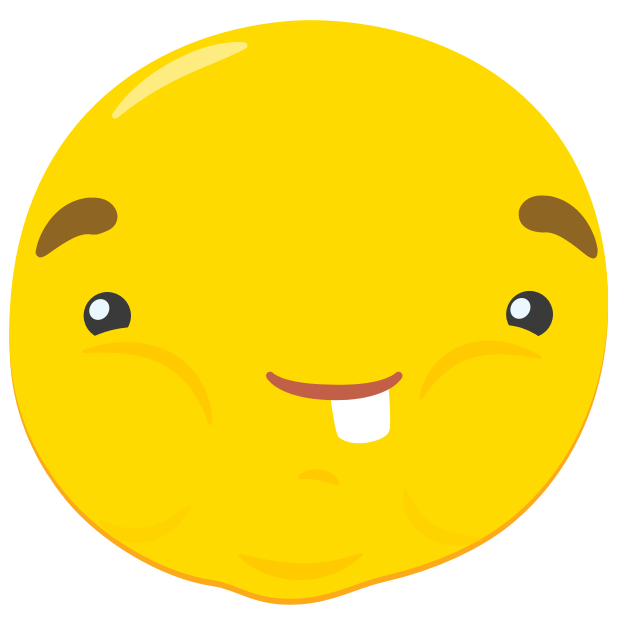 Chubby Emoji messages sticker-5