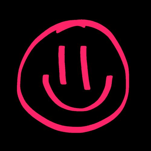 スマイリー Pink Edition messages sticker-1