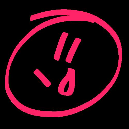 スマイリー Pink Edition messages sticker-6