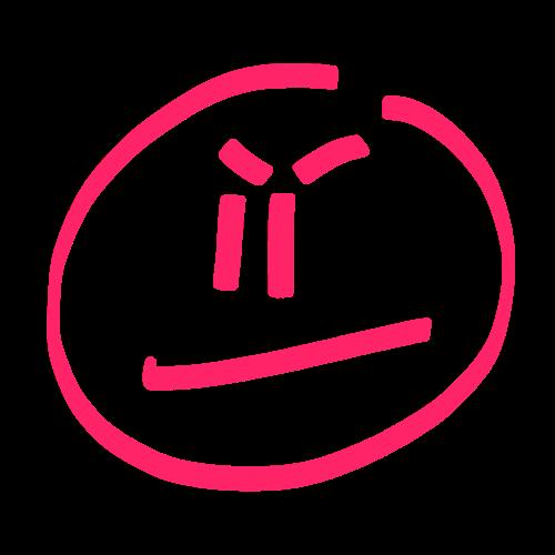 スマイリー Pink Edition messages sticker-3