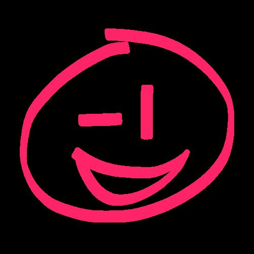 スマイリー Pink Edition messages sticker-7