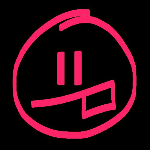 スマイリー Pink Edition messages sticker-9