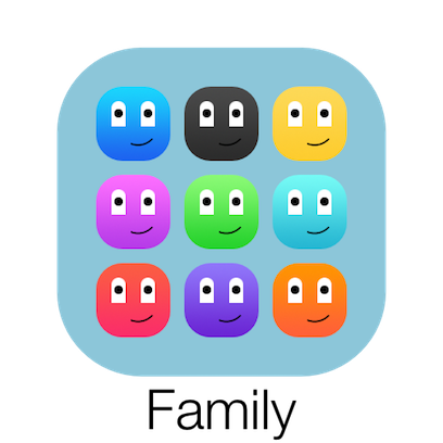App Story - App Icons' Stickers messages sticker-4