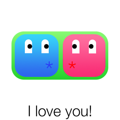 App Story - App Icons' Stickers messages sticker-1