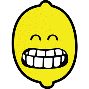 Smiley Lemons messages sticker-3
