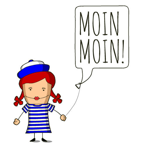 Moin Moin! messages sticker-7