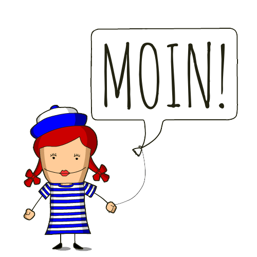 Moin Moin! messages sticker-6