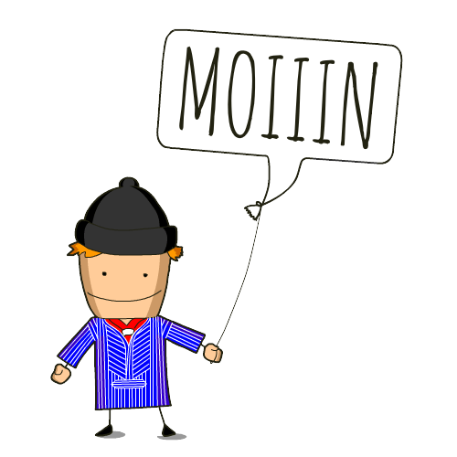 Moin Moin! messages sticker-8