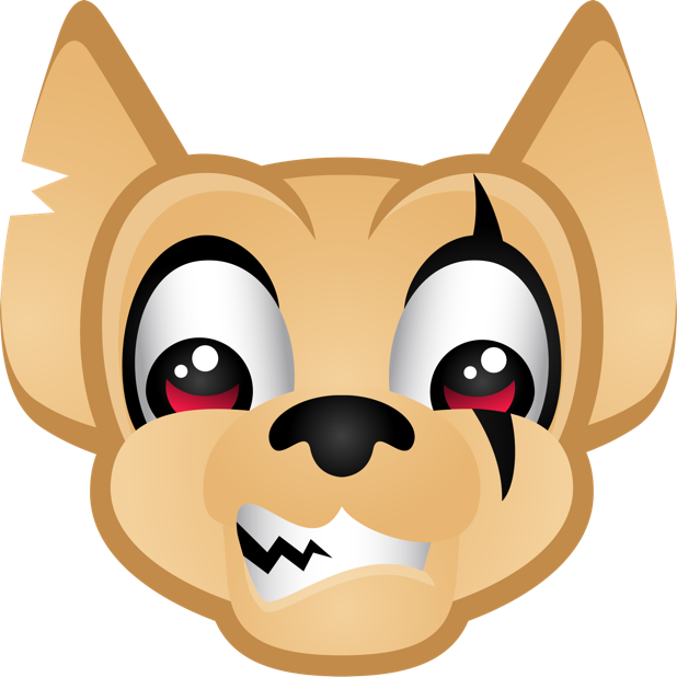 Chihuahuas Emoji messages sticker-1