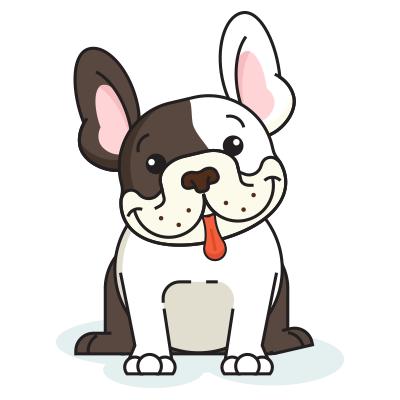 BulldogMoji - Bulldog Emojis & Stickers messages sticker-0