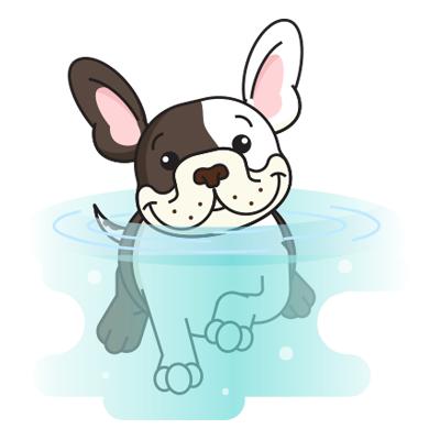 BulldogMoji - Bulldog Emojis & Stickers messages sticker-9