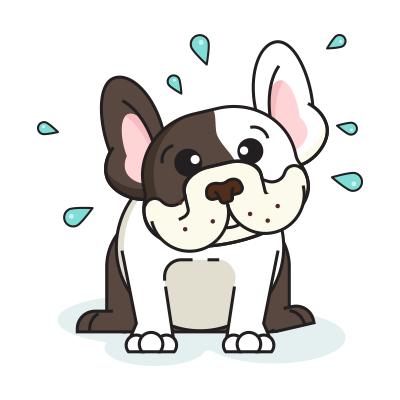BulldogMoji - Bulldog Emojis & Stickers messages sticker-7