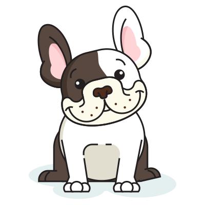 BulldogMoji - Bulldog Emojis & Stickers messages sticker-1