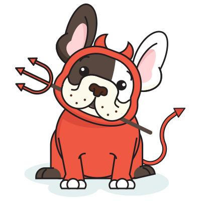 BulldogMoji - Bulldog Emojis & Stickers messages sticker-3