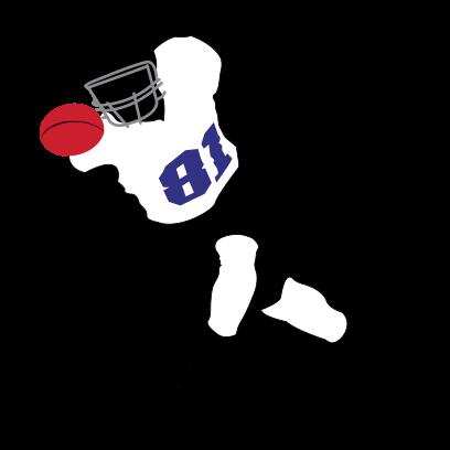 SportMoji - American Football messages sticker-3