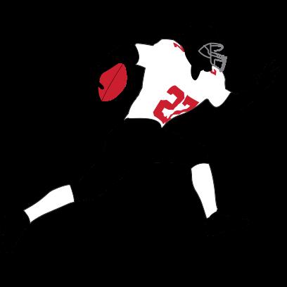 SportMoji - American Football messages sticker-1