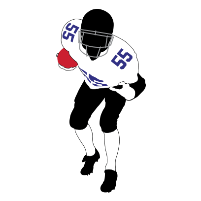 SportMoji - American Football messages sticker-7