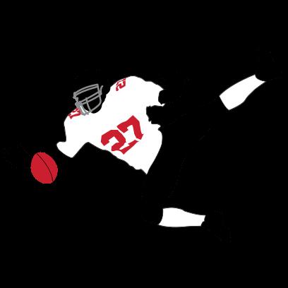 SportMoji - American Football messages sticker-2