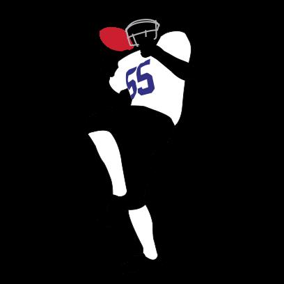 SportMoji - American Football messages sticker-8