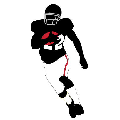 SportMoji - American Football messages sticker-4