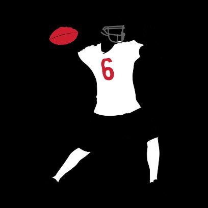 SportMoji - American Football messages sticker-5