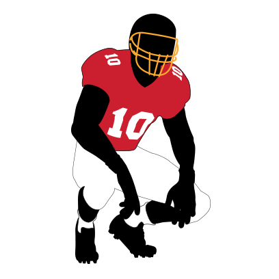 SportMoji - American Football messages sticker-11