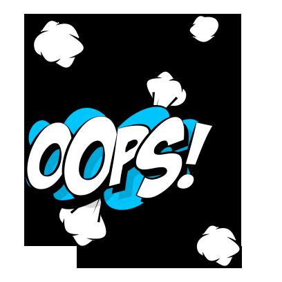 Comic Word Art Stickers messages sticker-1