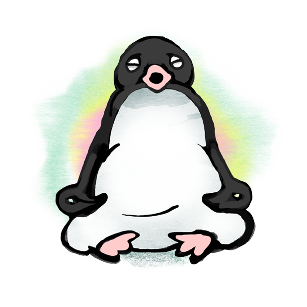 PenguinArt Pack messages sticker-0