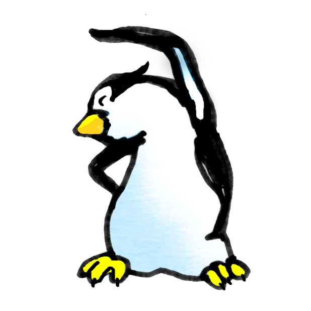PenguinArt Pack messages sticker-3
