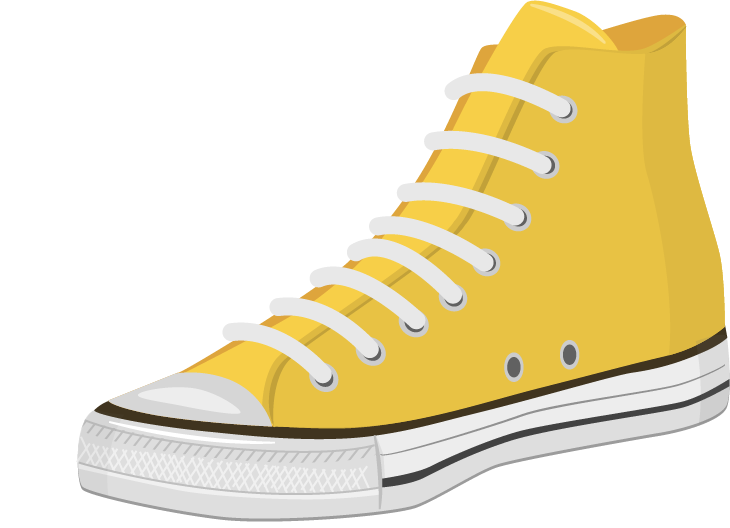 Sneaker Emojis messages sticker-3