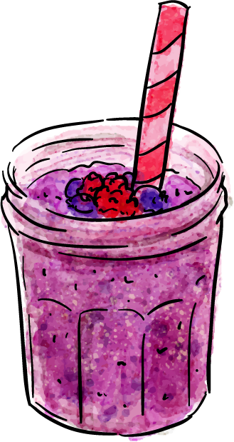 Smoothie Lover messages sticker-0