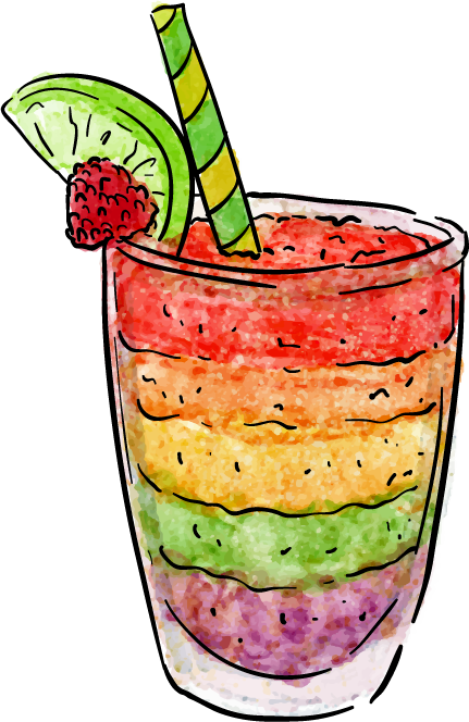 Smoothie Lover messages sticker-1