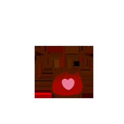 BunnyFace messages sticker-9