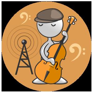 Radio Buddies messages sticker-2
