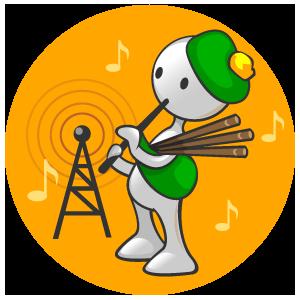 Radio Buddies messages sticker-3