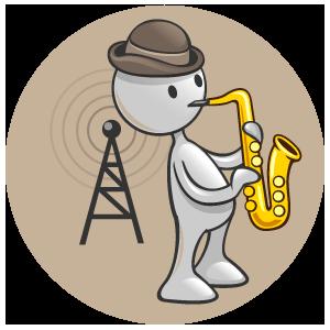 Radio Buddies messages sticker-6