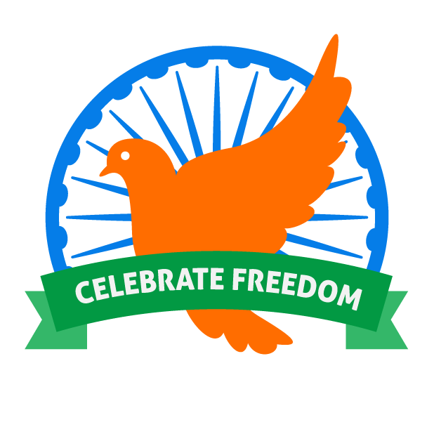 India's Independence Day messages sticker-7