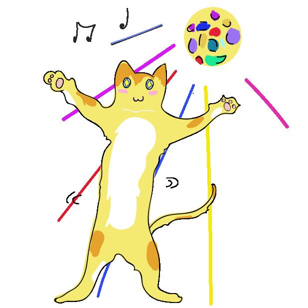 Funny Cat Emoji Stickers messages sticker-5